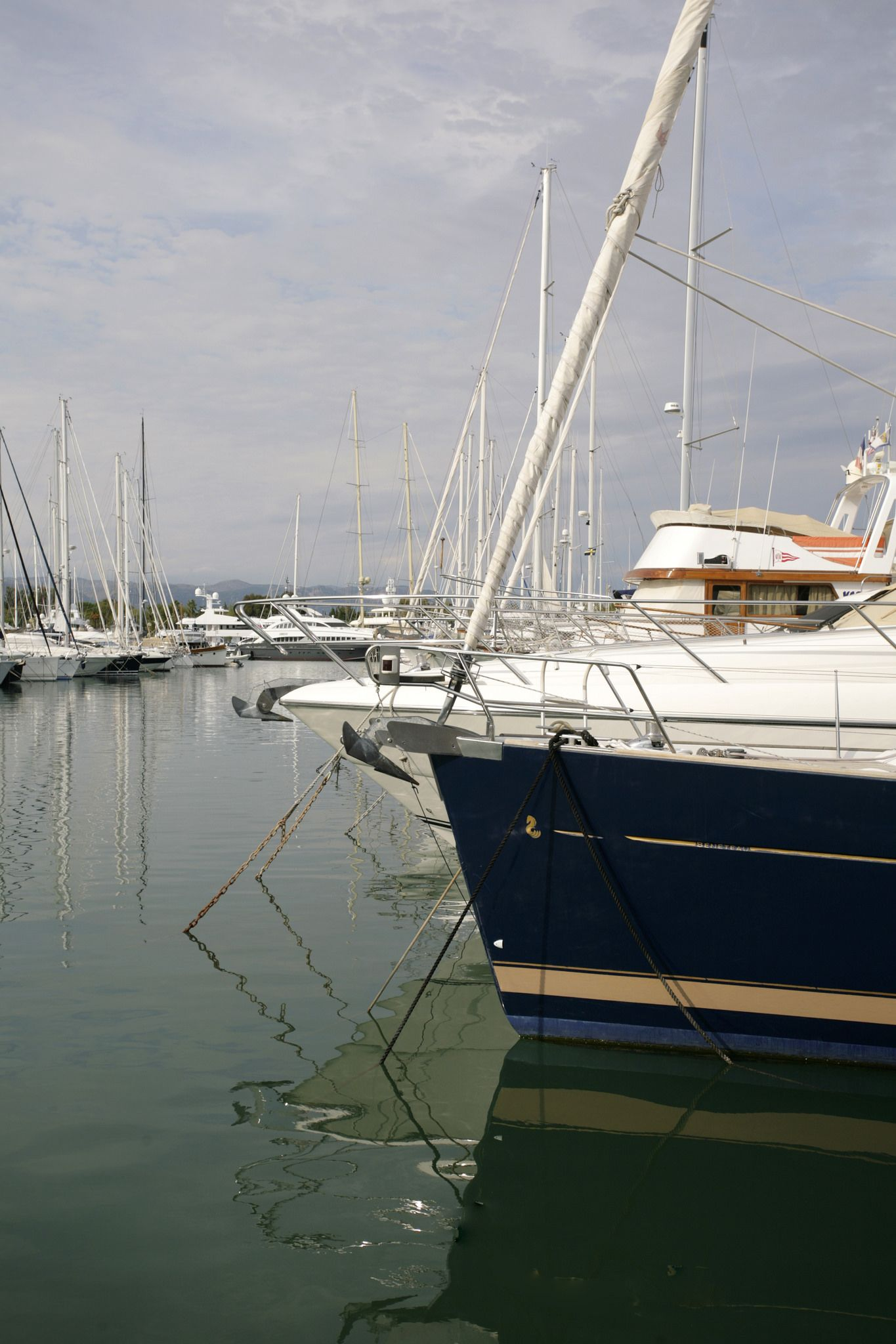 https://flic.kr/p/yViq1Z | Port Vauban | Antibes harbour France - the light was just perfect.. www.adamswaine.co.uk