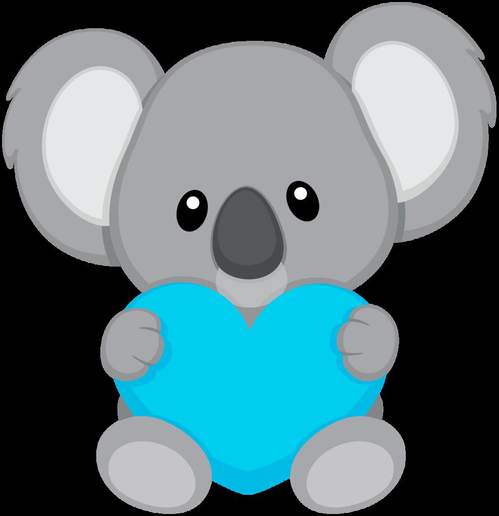 koalas   Koala tattoo, Cute clipart, Baby animals