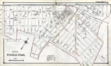 Historic Map Floral Park 2 Nassau County 1914 Long Island New