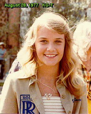 Kelly Parsons 1977 New Mickey Mouse Club 70 S