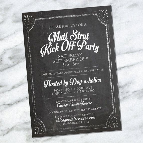 Custom Invitation Business