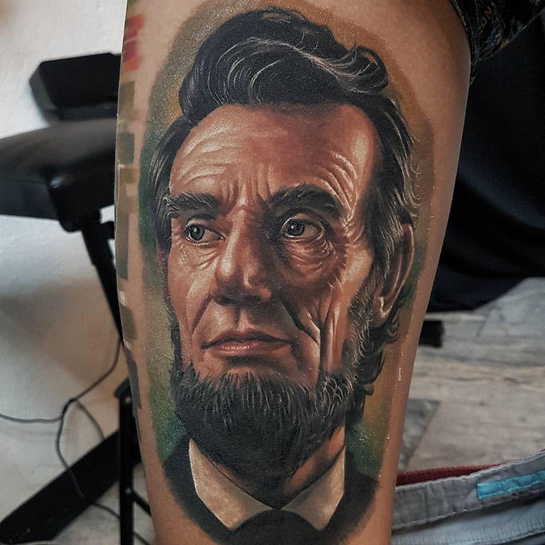 Filipino Master Of The Tattoo Realism Draz Palaming Filipino Tattoos Tattoos Portrait Tattoo