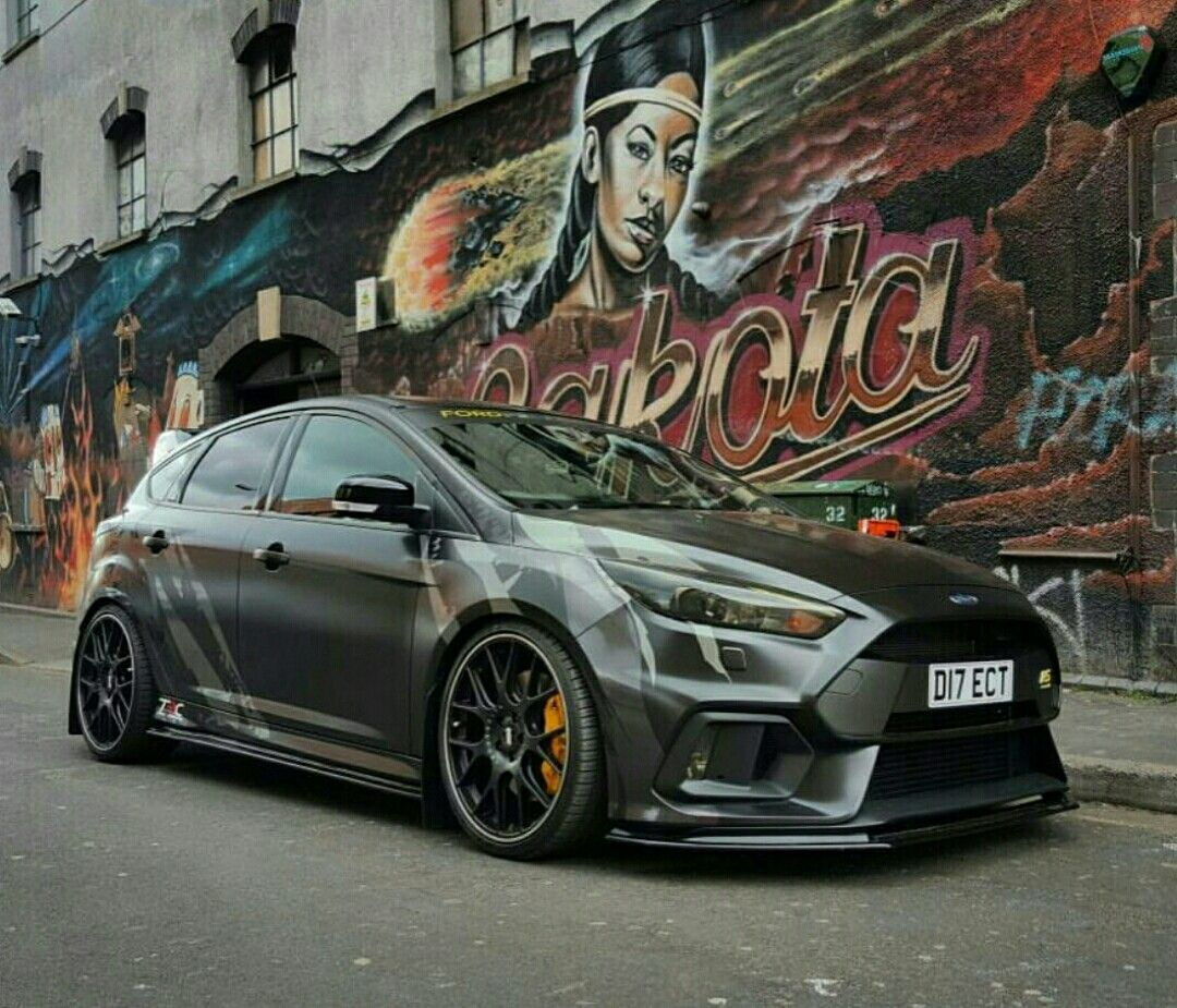 Pin By Alejandro Alatriz On Focus Rs Ford Focus Hatchback Ford