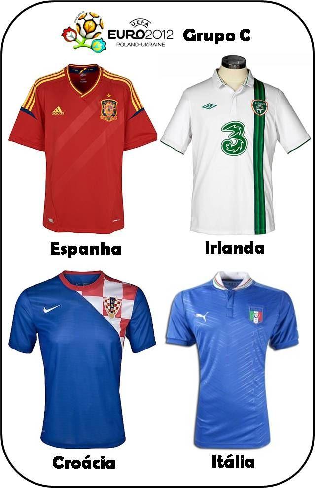 Grupo C da Eurocopa 2012...  c2745fcda9637