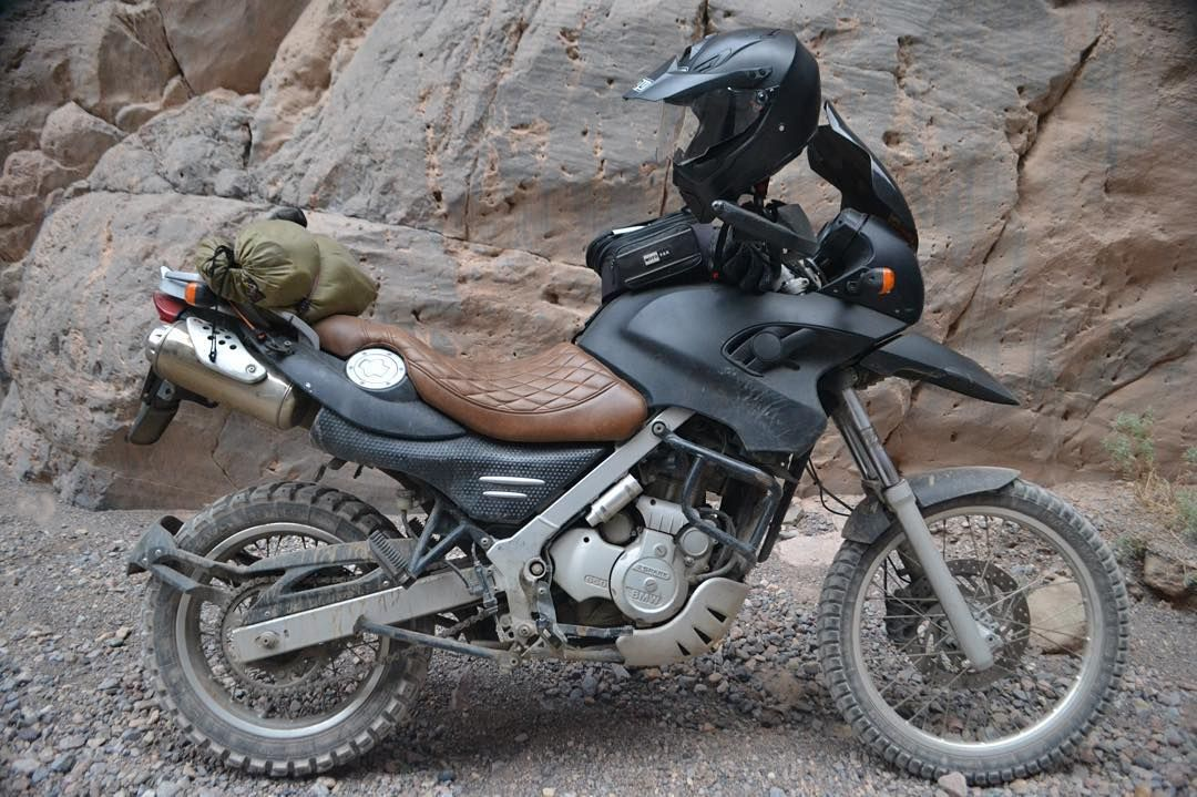 Bmw 650 Gs Seat Height