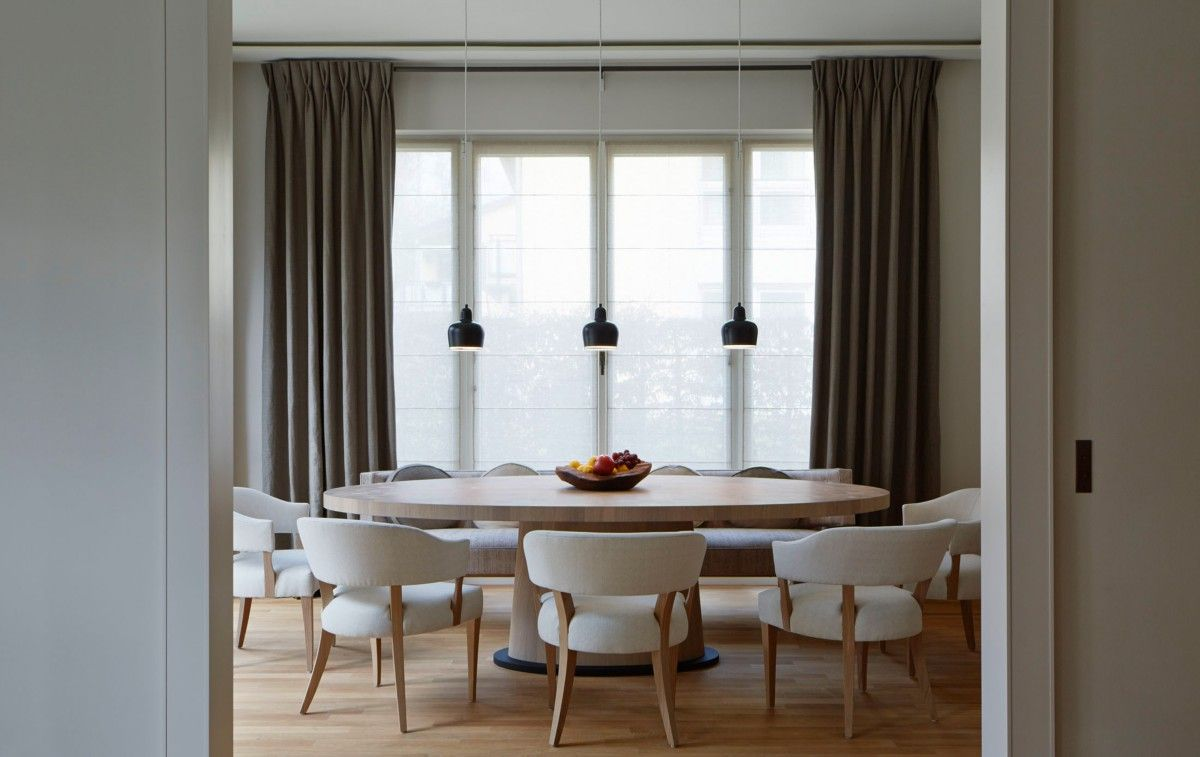 Kops oval dining table te koop bij Eurlings Interieurs http://www ...