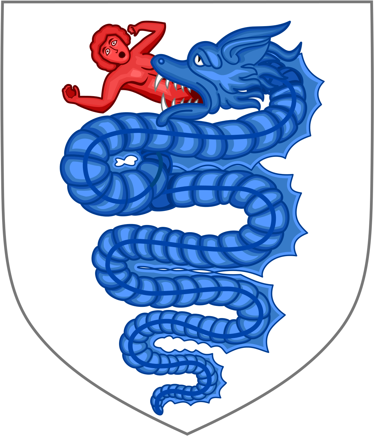 Biscione Wikipedia Snake Sea Serpent And Sea Monster Folklore