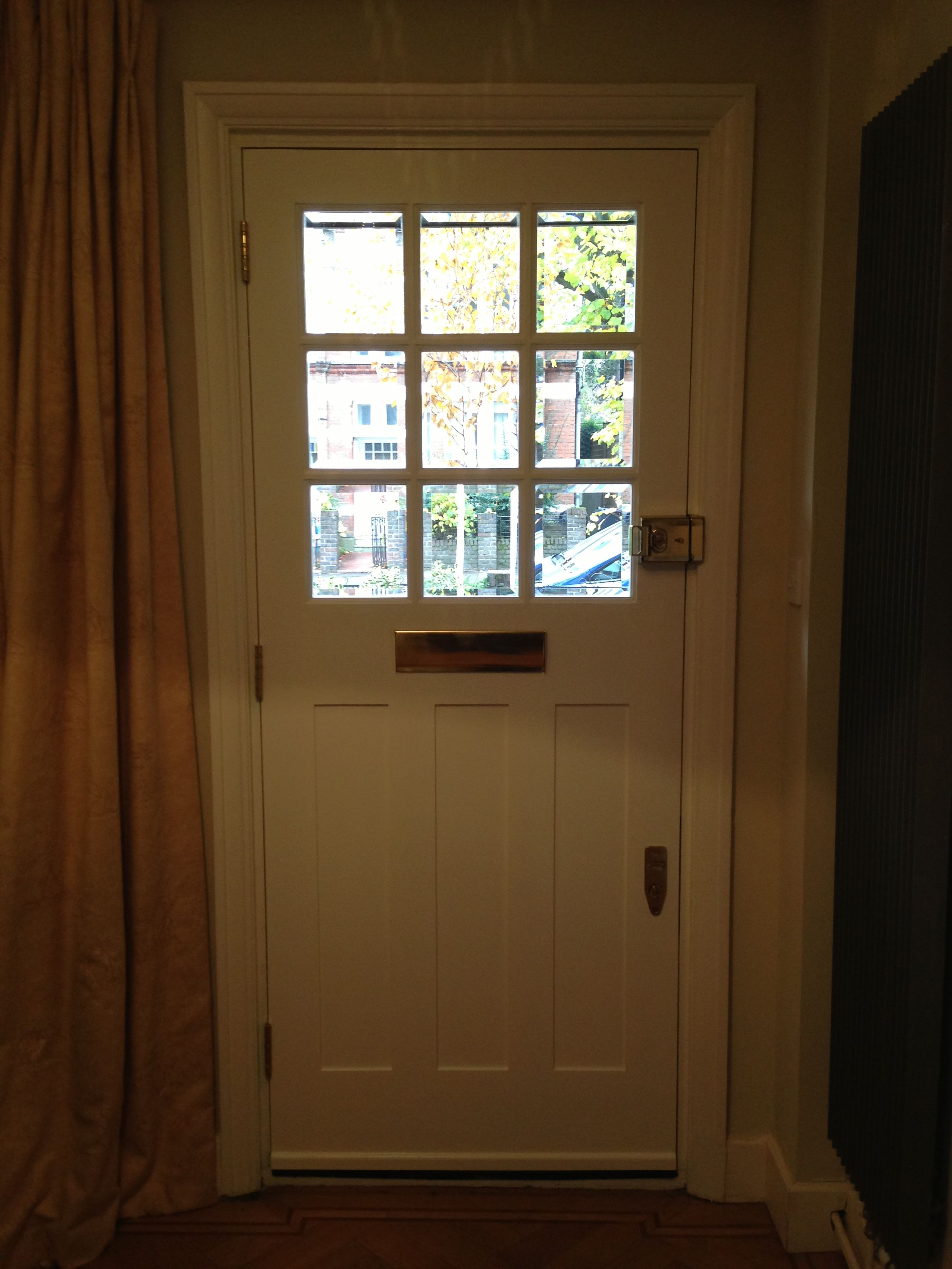 Wooden Front Doors Bespoke on