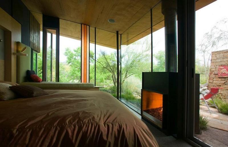 12 fabuleuses chambres à coucher dotée d\u0027un mur vitré Bedrooms