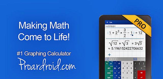 الرياضيات سهلة الواجبات المنزلية سهلة مهارات الرياضيات كبيرة مع الفهم والثقة فقد أصبحت حاسبة الرسوم البيانية من ماثلا Math Pro Graphing Calculator Graphing