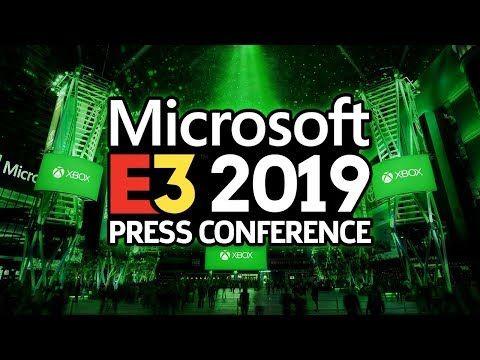 Full Microsoft Xbox E3 2019 Press Conference In 2019