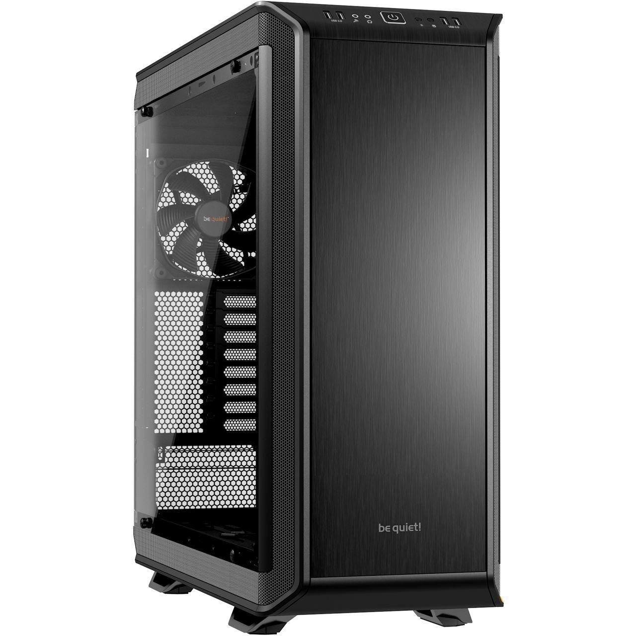 Be Quiet Dark Base 900 Pro Gedammt Mit Sichtfenster Big Tower Ohne Netzteil Schwarz Locker Storage Cool Cases Storage