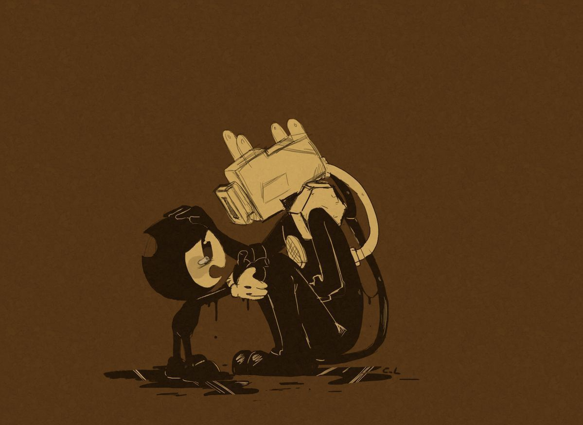 Bendy And The Ink Machine Bendy The Projectionist I M So