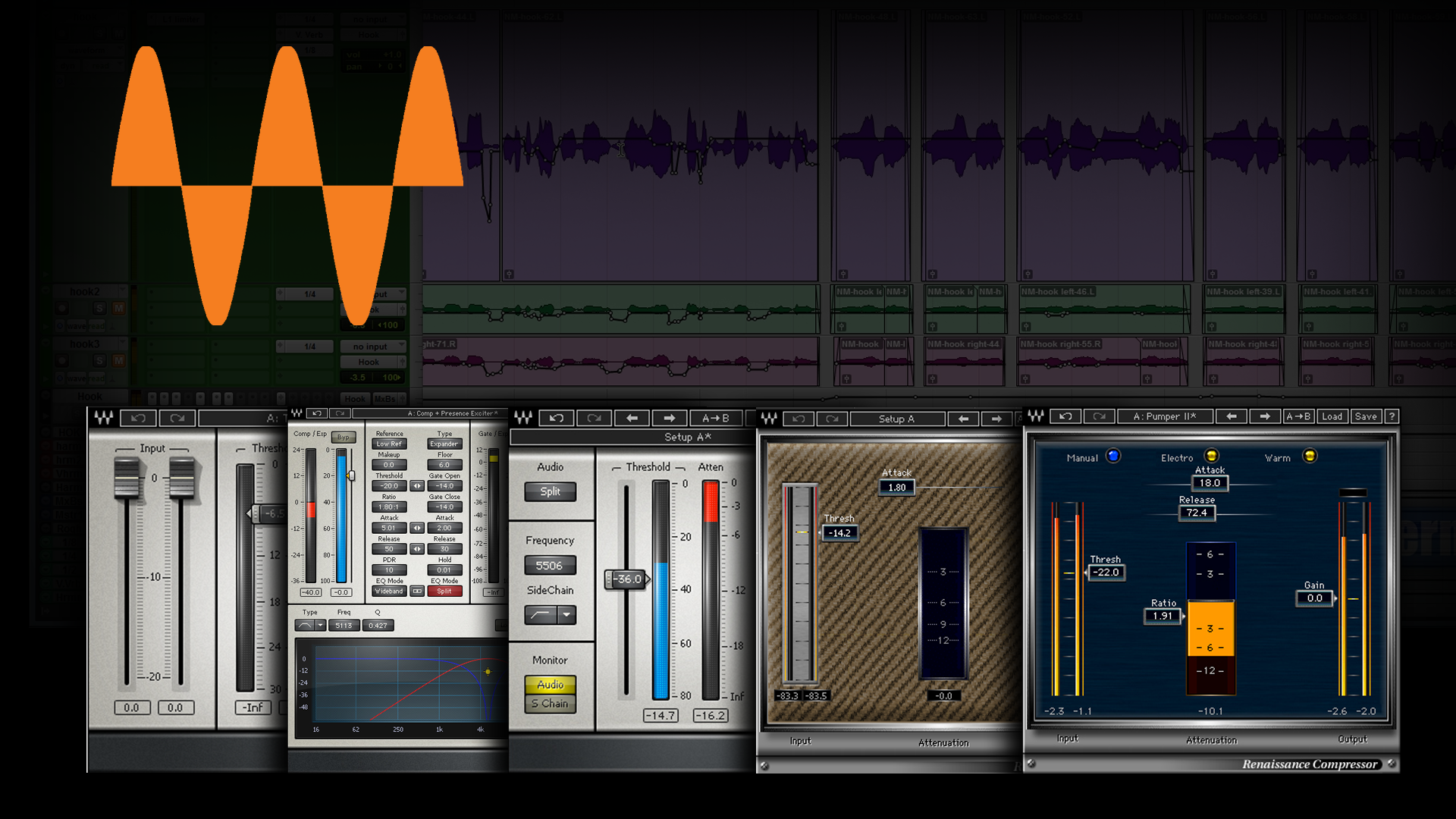 5 Waves Plugins I Live and Die By | Music production in 2019