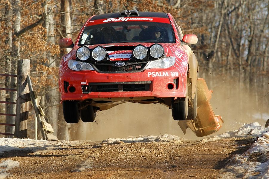 TOP RALLY AMERICA DRIVERS REUNITE AT RALLY IN THE 100 ACRE WOOD ...