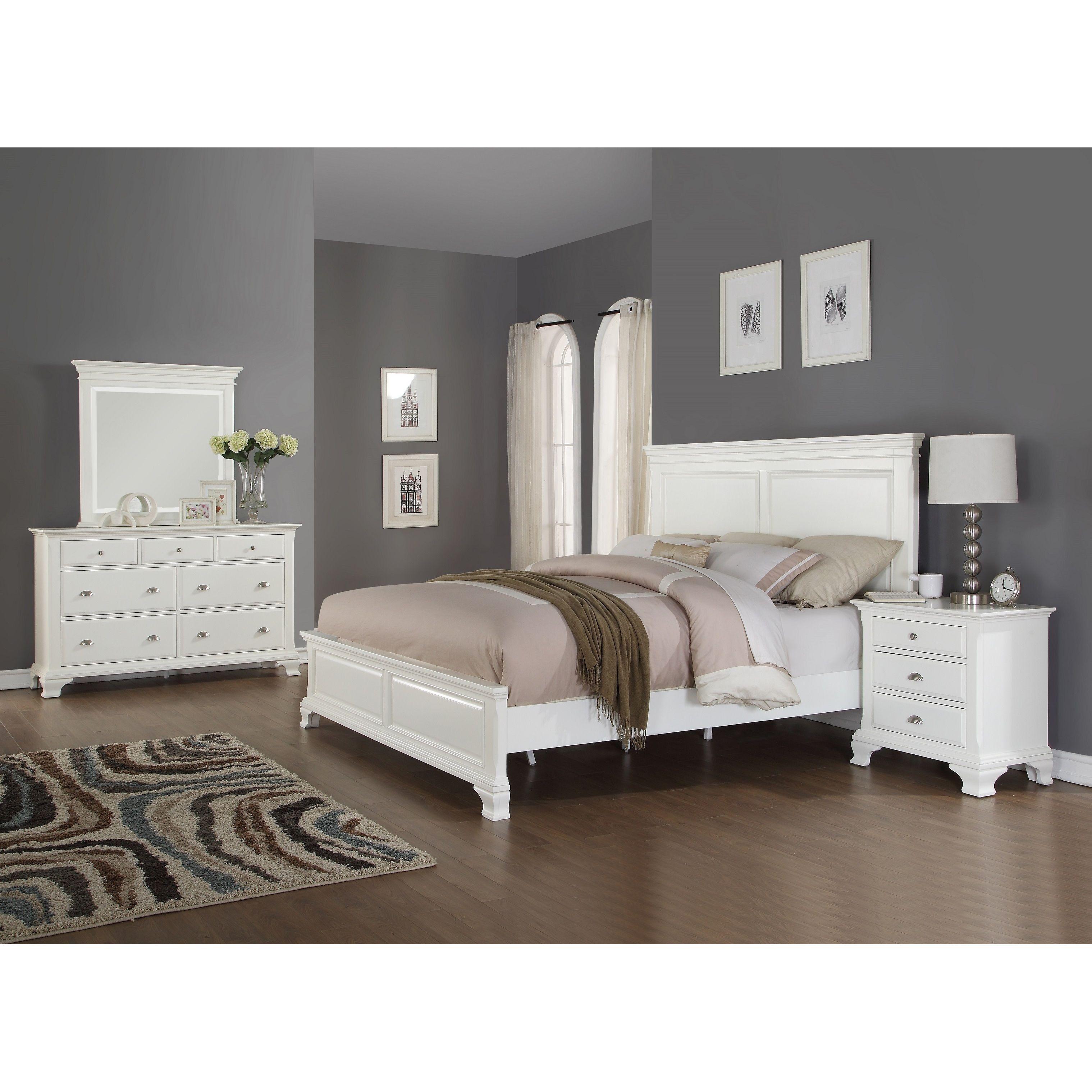 Laveno 012 Bedroom Furniture Set Includes Bed