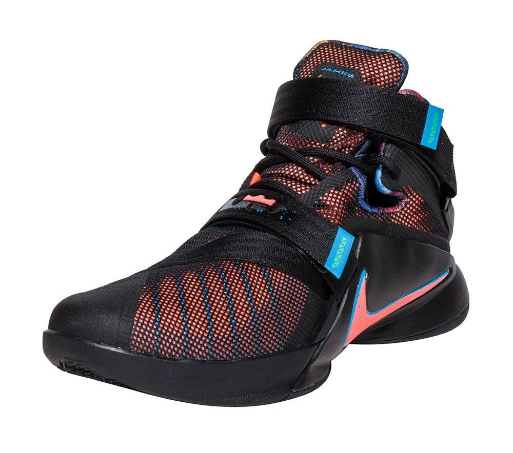 cadaa98b587 NIKE ZOOM LEBRON JAMES SOLDIER IX 9