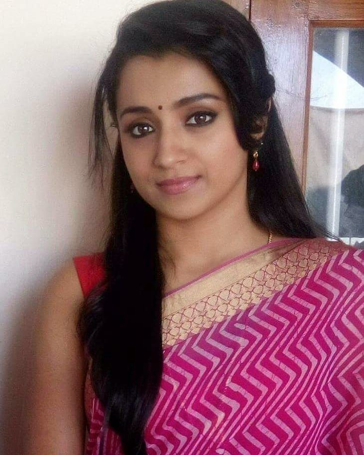 Trisha Actress, Desi Beauty