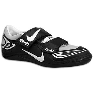 Shotput Shoes for the Spin Technique