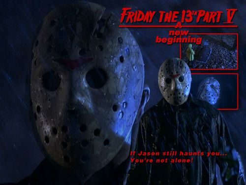 Friday The 13th: A New Beginning   Friday The 13th Wallpaper (21228330)