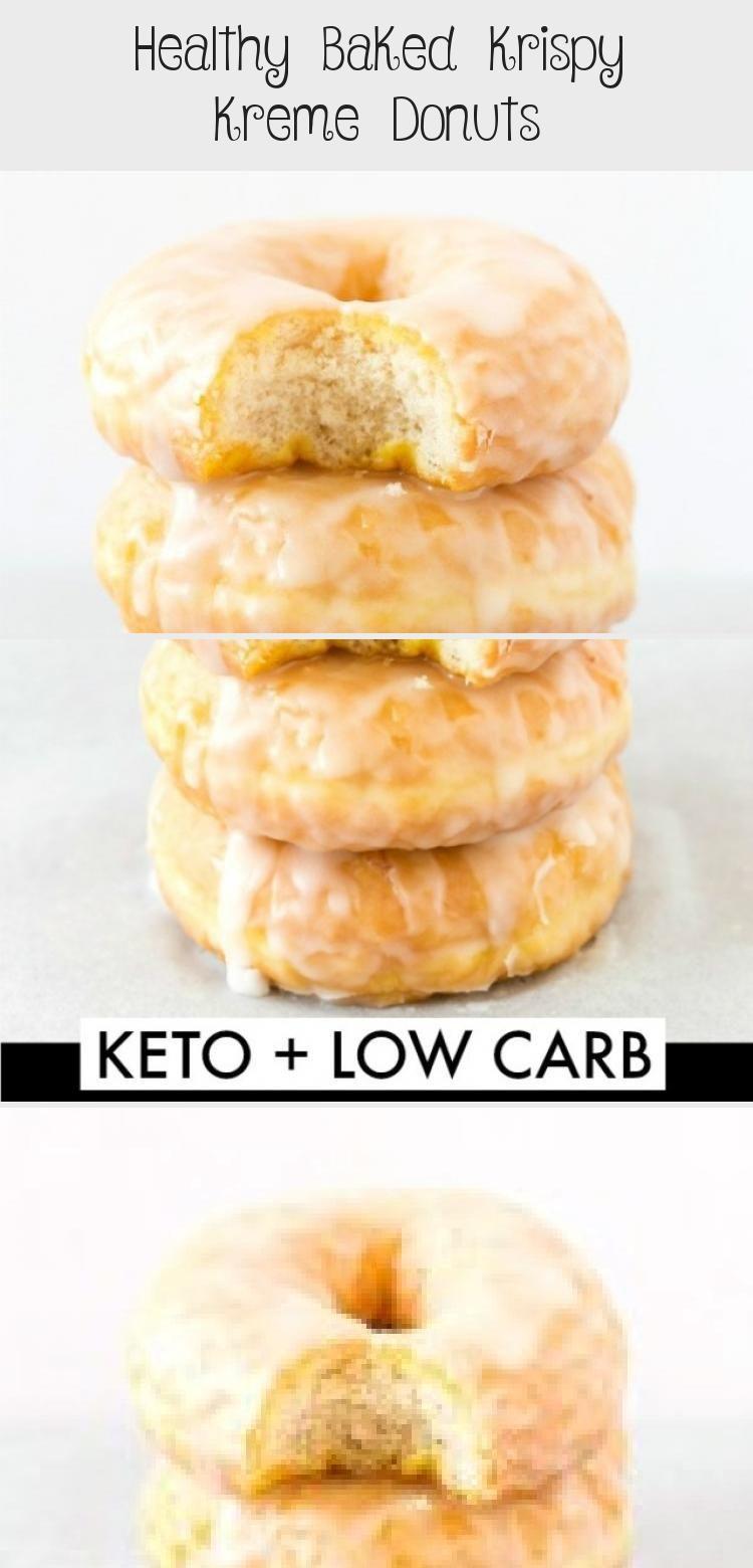 Healthy Baked Krispy Kreme Donuts Healthy baking