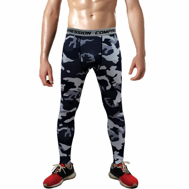 4d5516b6dbecc Mens Compression Pants New Crossfit Tights Men Bodybuilding Pants. Compression  Tights For Mens Sweatpants Fitness Legging Body Pants Male Leggins Joggers  ...