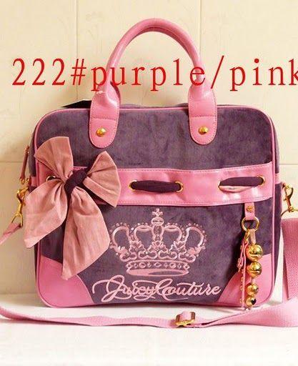 juicy couture laptop bag  116af6c4f819