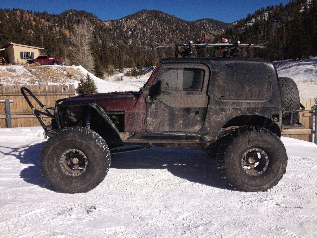 Awesome How To Stretch A Jeep Tj