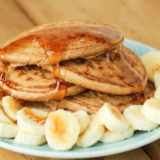 Delicious, hearty pancakes made with wholesome CoCo Wheats hot cereal! This is the ultimate kid-friendly breakfast.