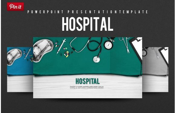 13 Medical PowerPoint Templates for medical presentation - it powerpoint template