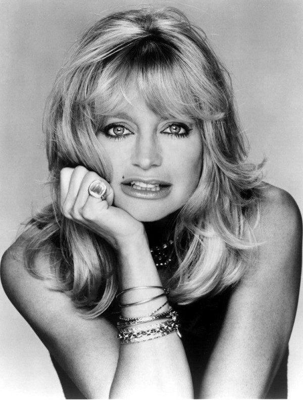 Francesco Scavullo, Goldie Hawn, 1977. | Hair 2018 ...