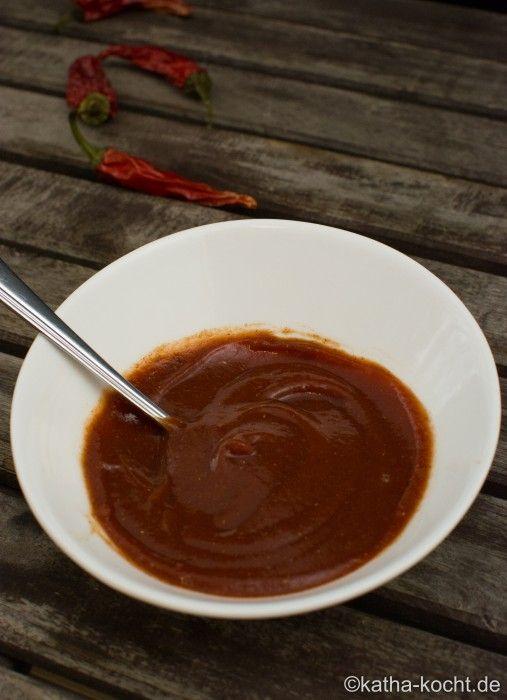 BBQ Sauce - Katha-kocht!