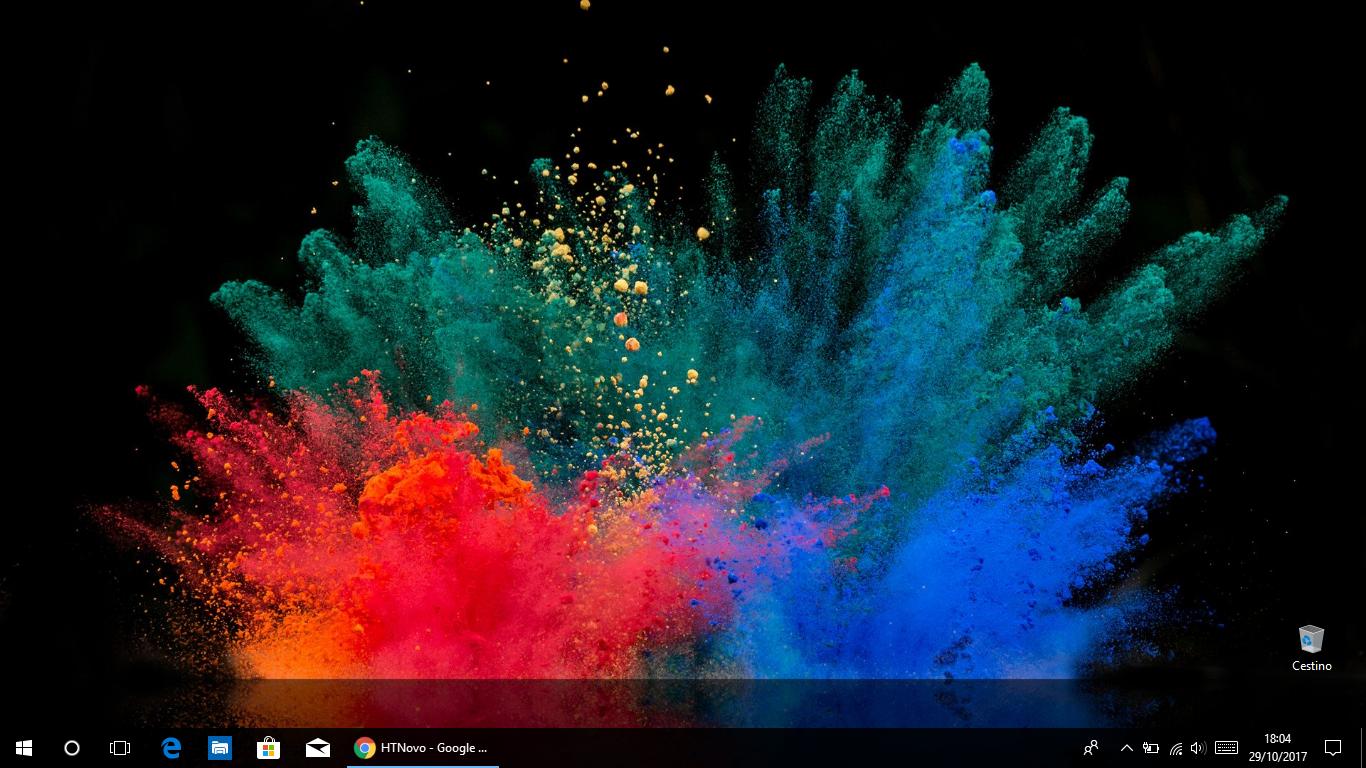 Download Color Explosion, Tema per Windows 10 Immagini