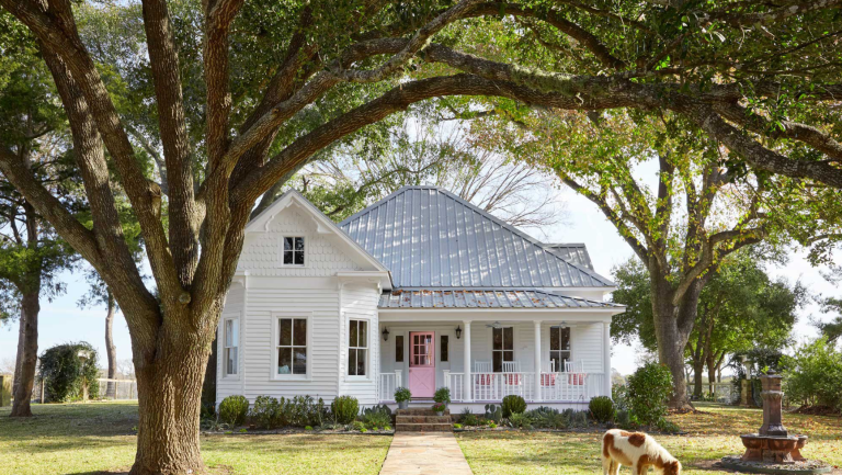 A 1903 Farmhouse House Plan Gets a New Lease on Life
