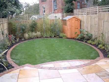 Gardens2wish4 | Long Narrow Garden | Garden Design | Landscaping | Planting  | London South East