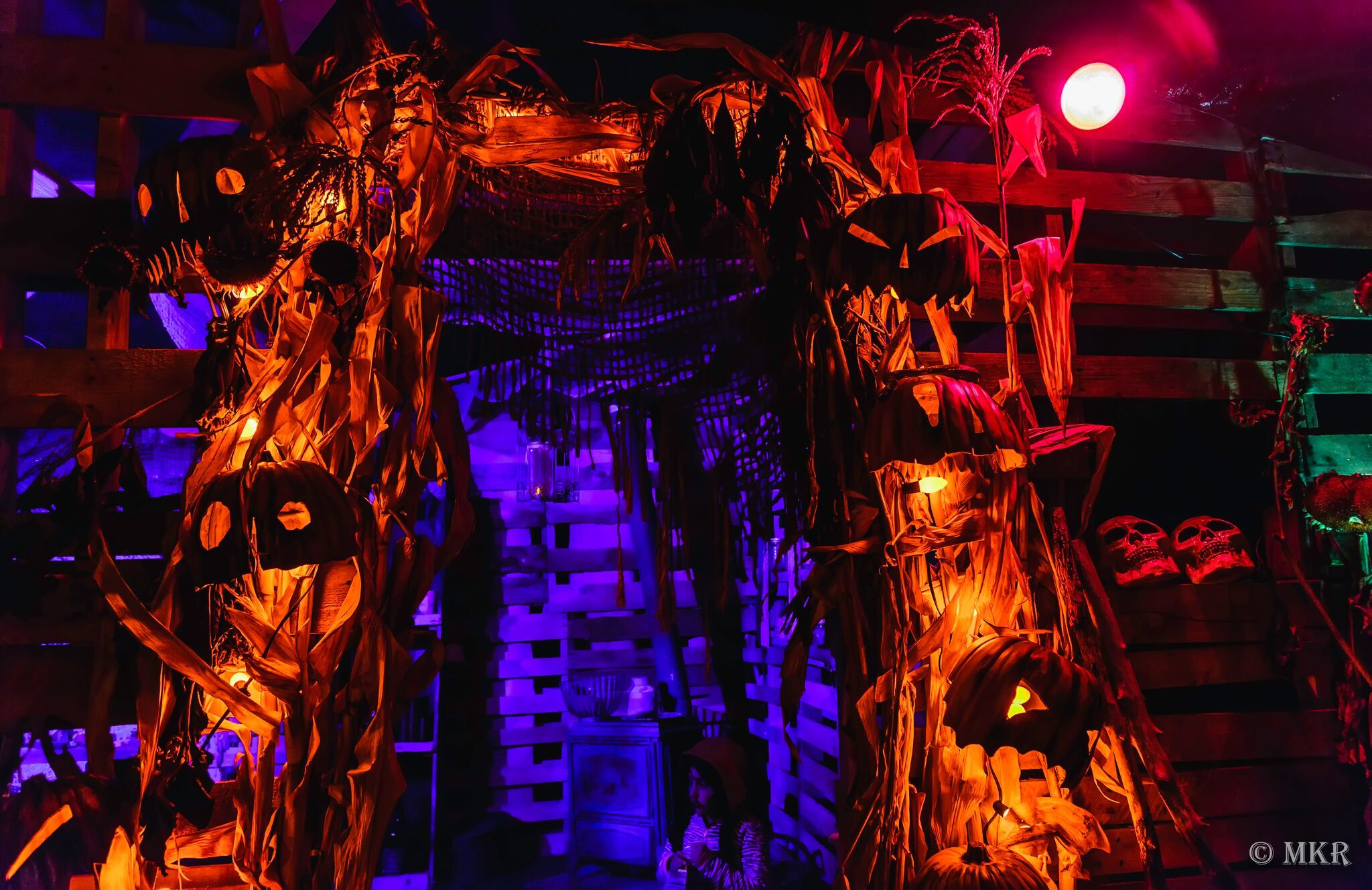halloween lighting ideas. Halloween Ideas · Great Lighting On The Front Door To Witch Shack.