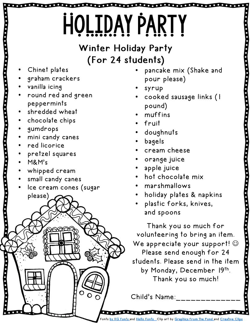 It's That Time of Year..Are You Prepared???   Supply list, Parents ...
