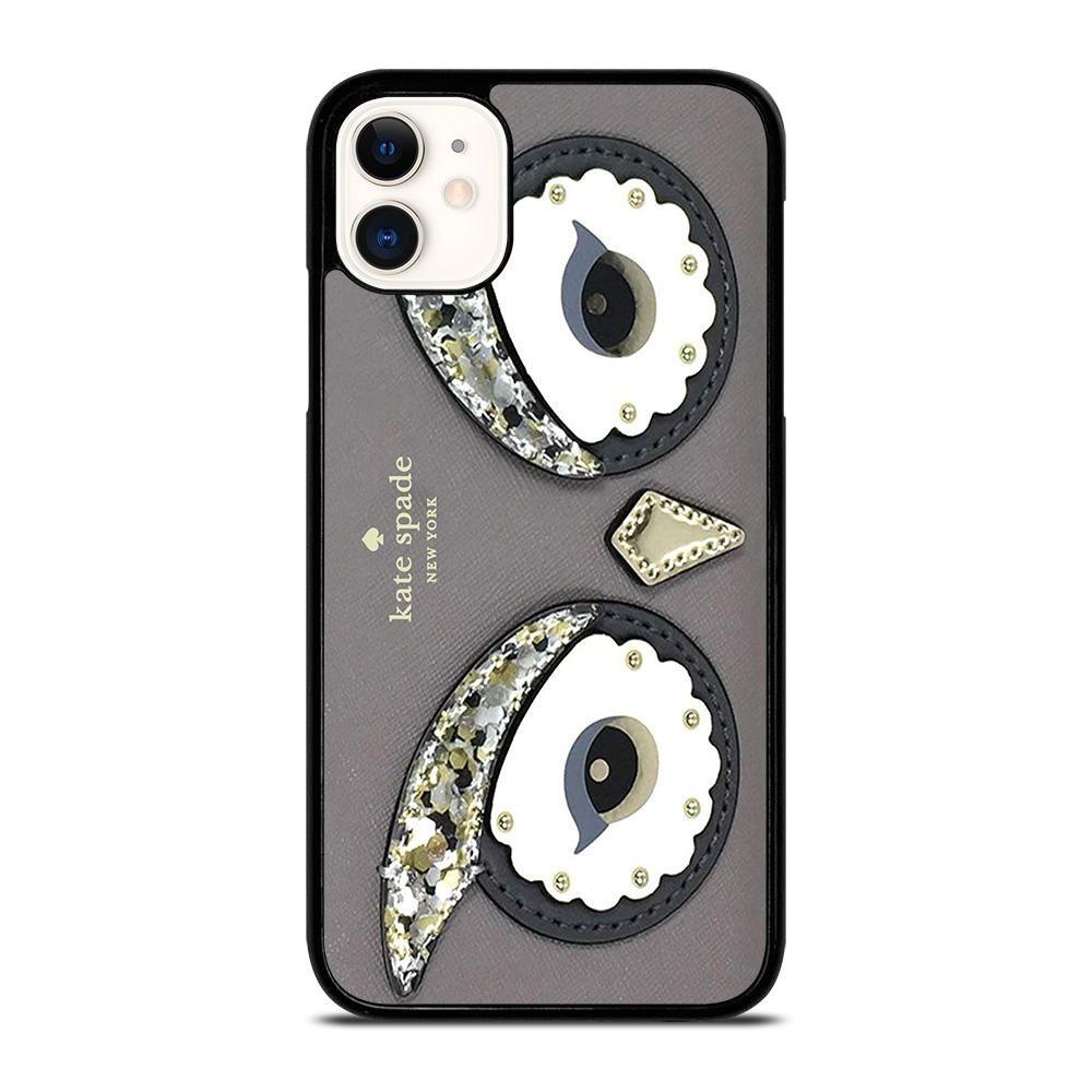 Kate spade owl applique iphone 11 case cover casesummer
