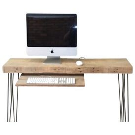 Rustic Desks And Hutches by UrbanWood Goods