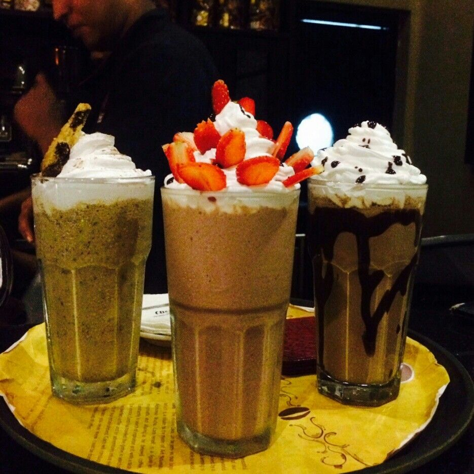 Signature Coco Shakes and Blends! Brilliant heat killers