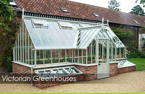 Victorian Greenhouses Historical Conservatories