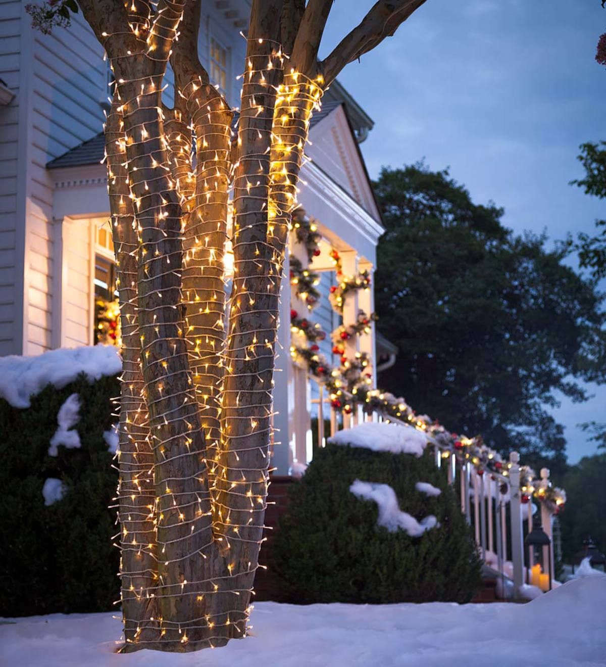 Pin On Outdoor Christmas Lights Decor