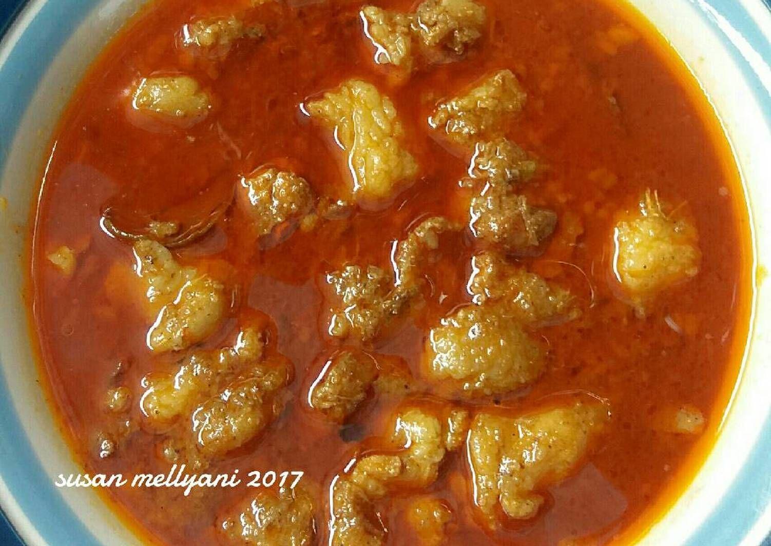 Resep Gulai Cincang Khas Padang Oleh Susan Mellyani Resep Gulai Resep Masakan Indonesia Makanan Dan Minuman