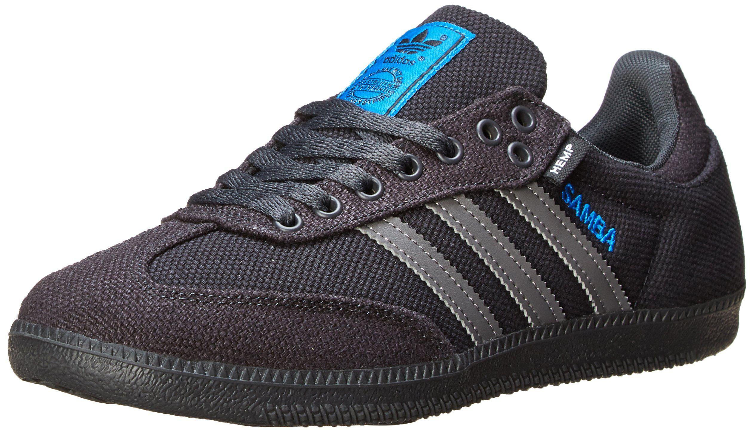 2b50af5ce96e adidas Originals Men s Samba Hemp Trainer Sneaker