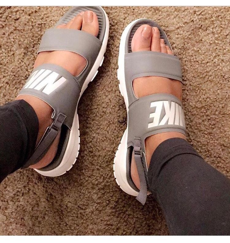 Nike Tanjun Sandals | Sandals outfit