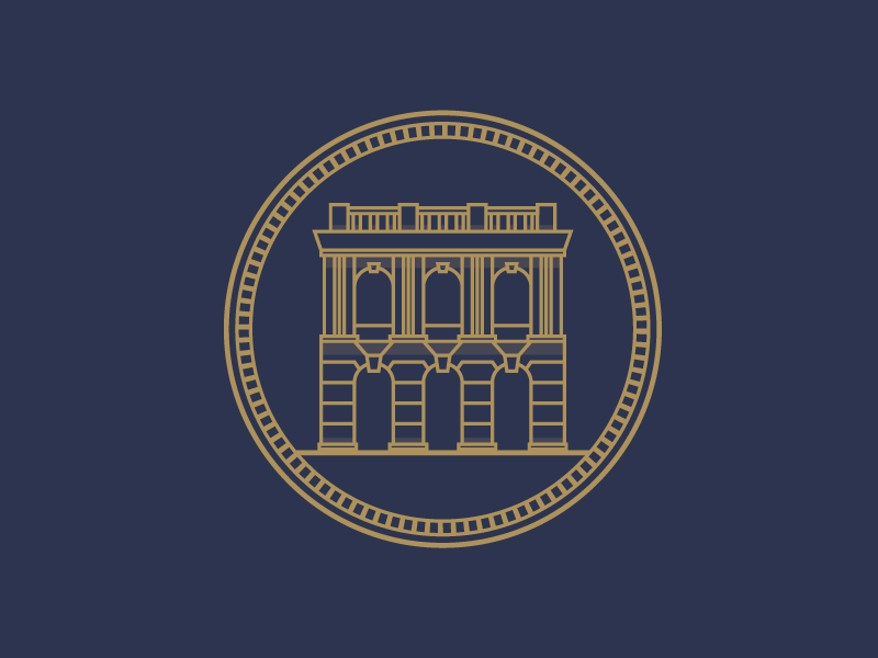 WIP #logo #gold #house