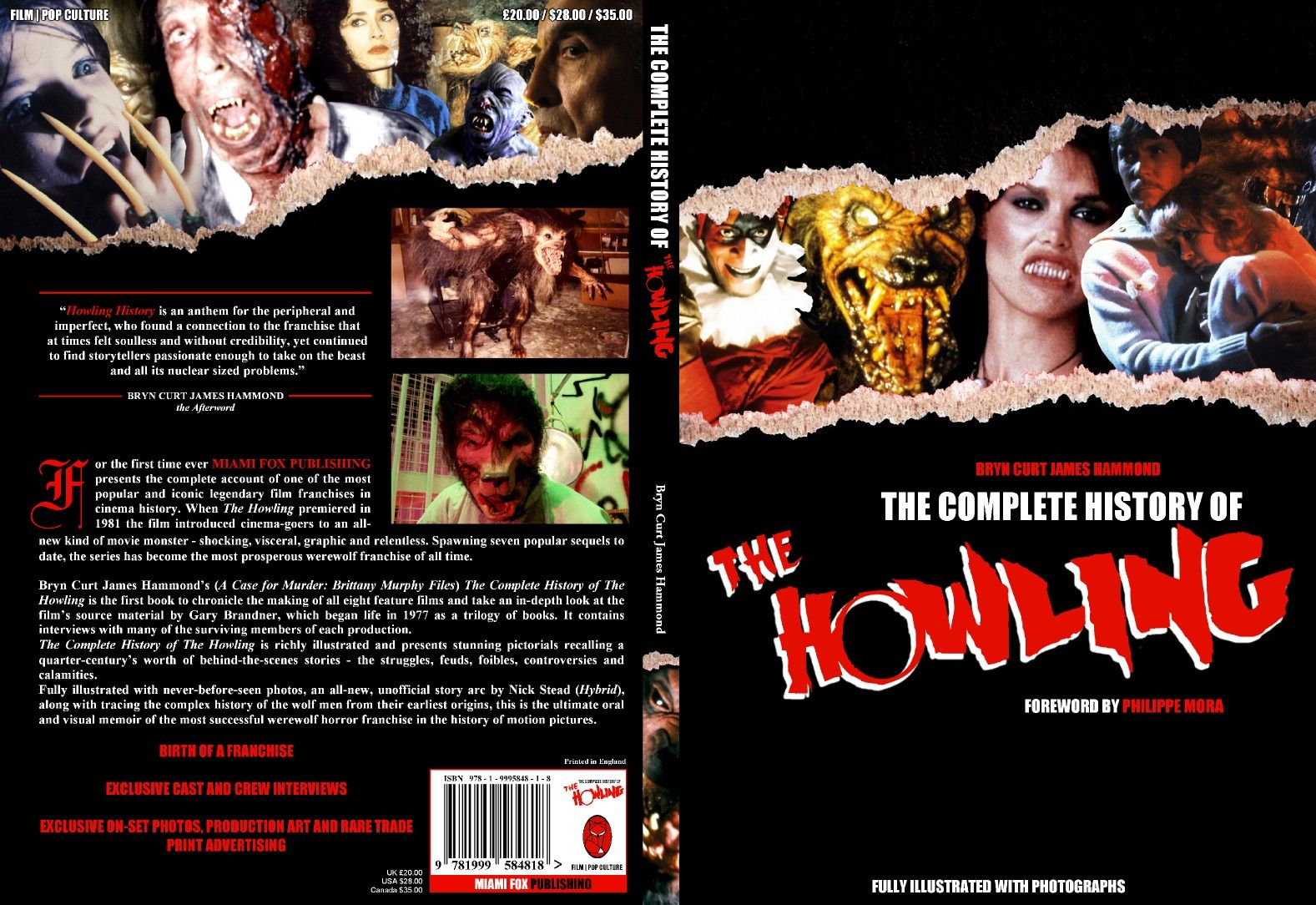 This is pretty slick. The Complete History of The Howling