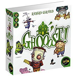 Amazon.com: Ghooost Card Game: Toys & Games