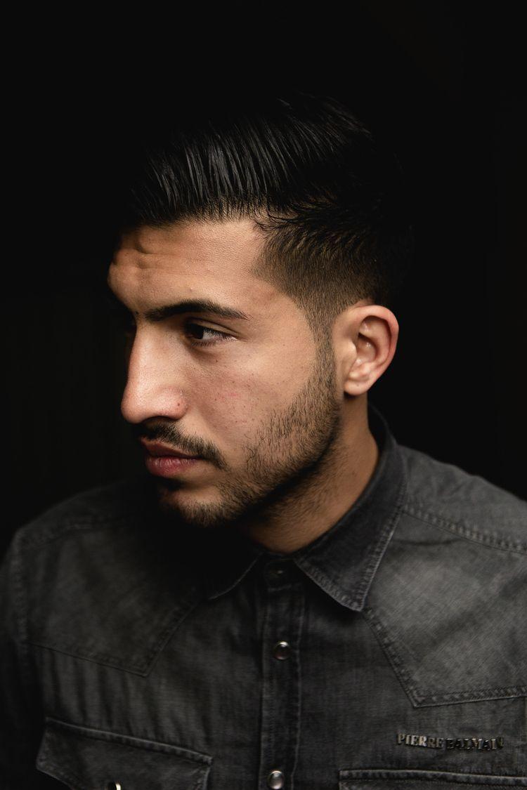 Emre Can Haircut