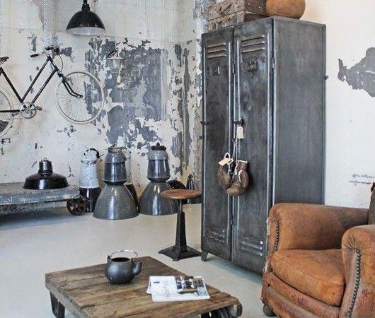 Afbeeldingsresultaat voor industriele slaapkamer | Fien | Pinterest ...